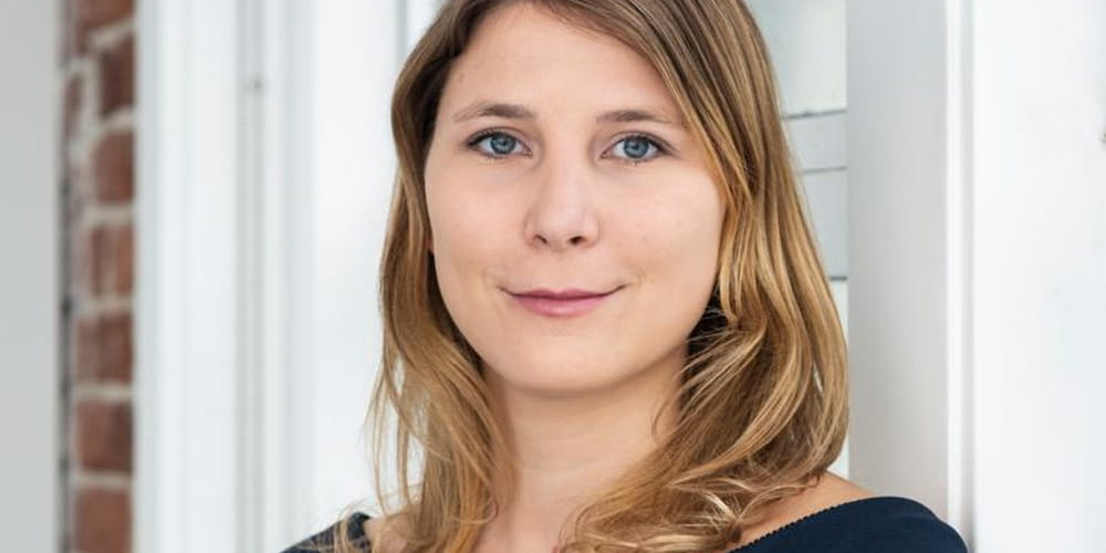 Lea Von Bidder, Emprendedora Suiza