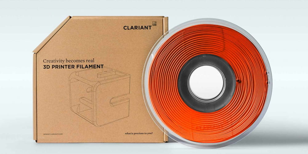 Clariant 3D Printer Filament