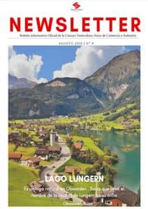 Boletín Agosto 2018 - Cámara Venezolano Suiza de Comercio e Industria