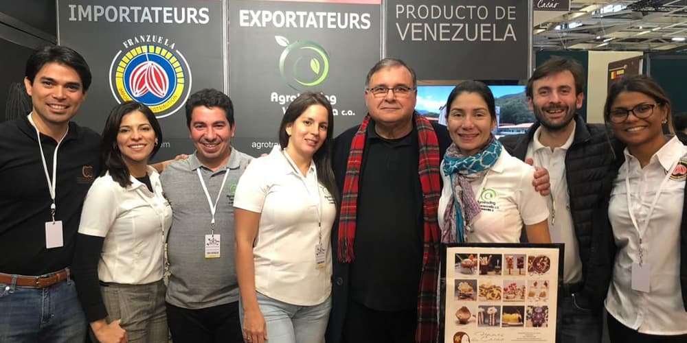 Agrotrading De Venezuela Lleva El Cacao Venezolano A Paris