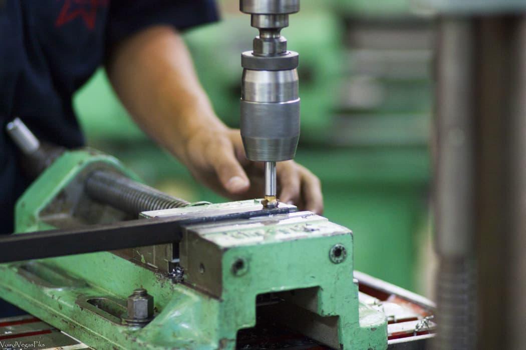 Práctica industrial supervisad a en el Instituto Venezolano Suizo Henri Pittier