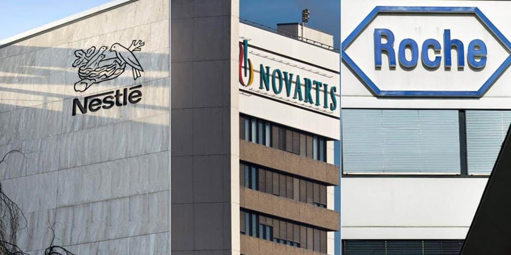 Nestlé, Novartis Y Roche Ingresan Al Ranking Semestral De Capitalización Bursátil De EY