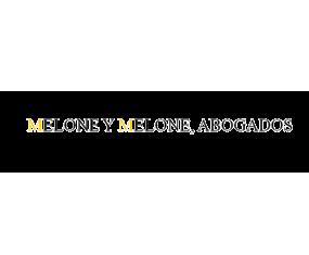 Logo Meloney, Melone Abogados